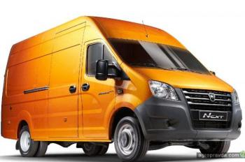 На новый фургон ГАЗель NEXT действуют сниженные цены