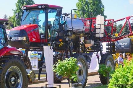 В Киеве показали сенсации точного земледелия