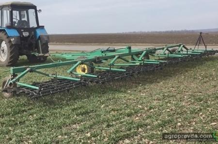 Самые яркие премьеры техники для почвообработки в Украине в 2019 г.