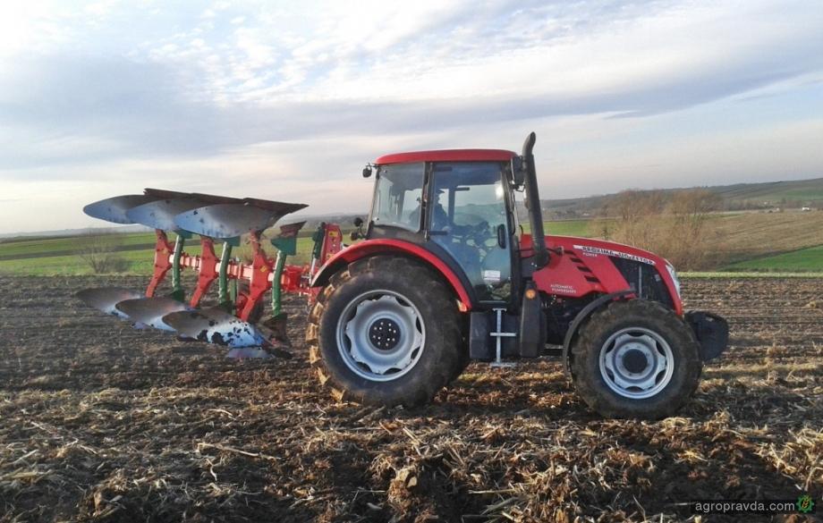 Фермер рассказал о поломках трактора Zetor Proxima. Видео