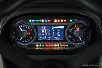 Zetor представил нового флагмана Crystal 170