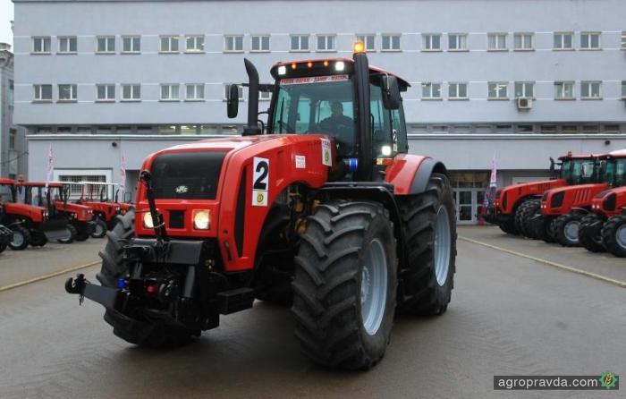 «Беларусы» заняли 85% российского парка сельхозтехники