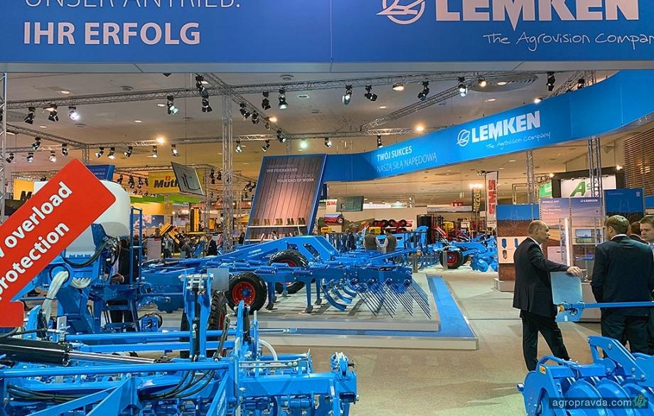 Lemken на Agritechnica-2019. Виртуальный репортаж
