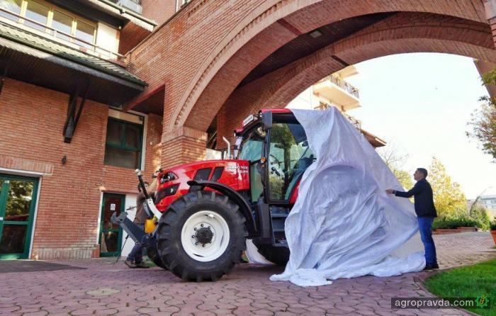 Завод Irum выпустит собственный трактор
