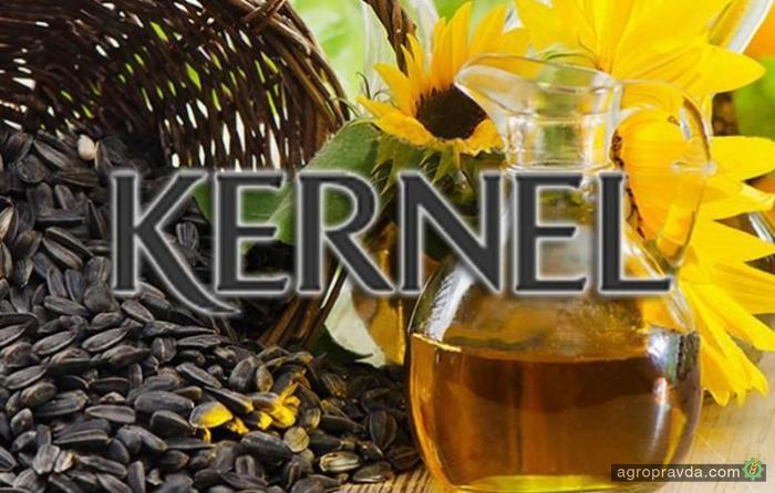 «Кернел» стал №2 в Украине по земле и №1 по маслу