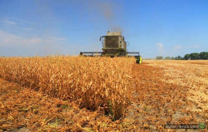 Аграрии получили аграрные расписки на $120 млн.