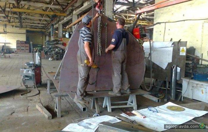 В Украине открылись новые мощности по производству оборудования для спецтехники