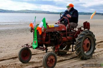 Как аграрии отпраздновали День святого Патрика. Фото