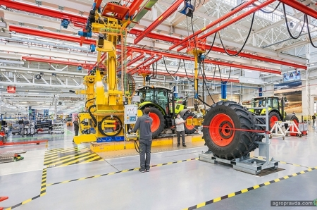 CLAAS запускає «Фабрику майбутнього» у Ле-Мані