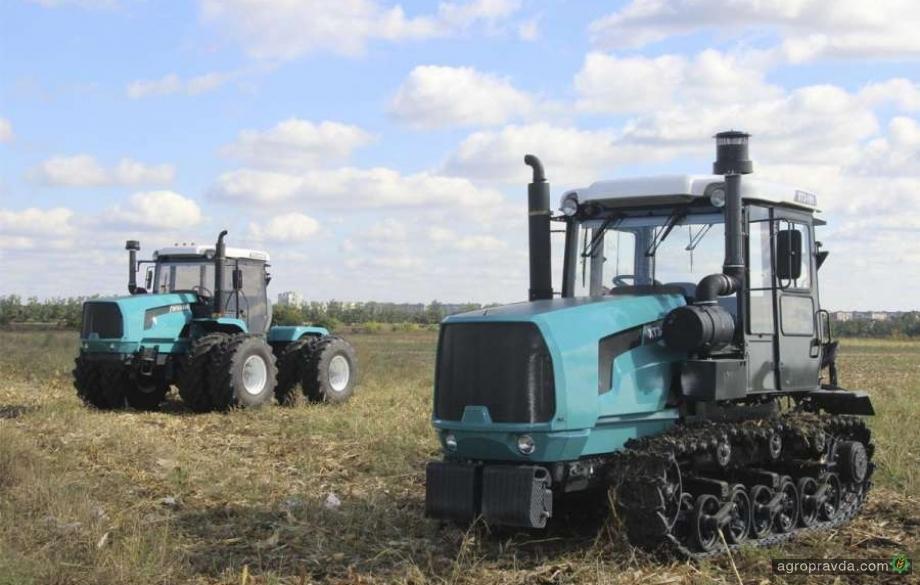 Как производят тракторы ХТЗ