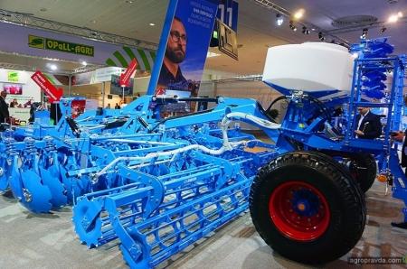 Какие инновации Lemken представил на выставке Agritechnica-2019