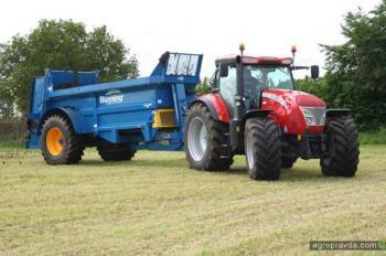 На рынок вышла новая линейка тракторов McCormick X7