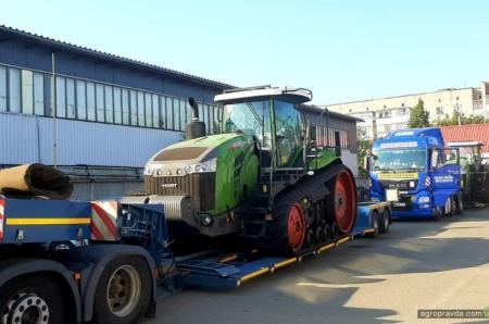 Почему аграрии выбирают гусеничные тракторы Fendt