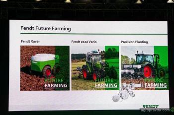 Fendt продемонстрировал «технологии будущего»