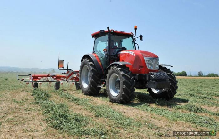 Трактор McCormick X50 получил больше мощности с Power Plus