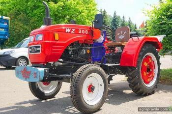 На рынок Украины врывается новый бренд китайских тракторов