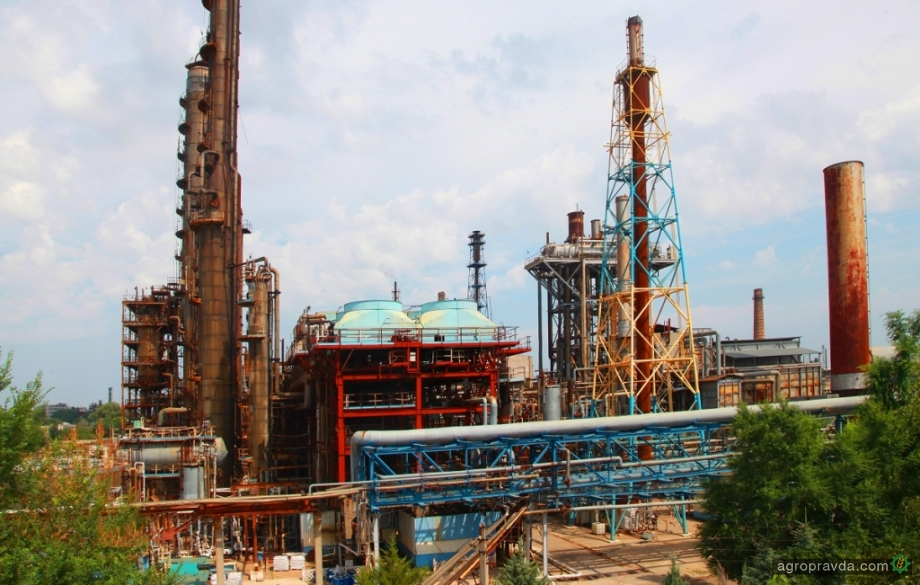 На Северодонецком «Азоте» завершена модернизация агрегата по производству аммиака