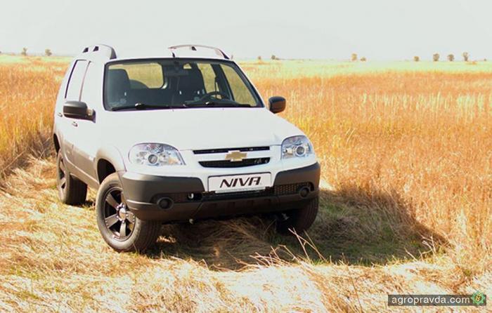 Доступный Chevrolet NIVA теперь предлагается в специальной версии Winter Edition