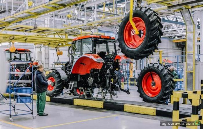 Украина помогла чешскому Zetor расширить производство