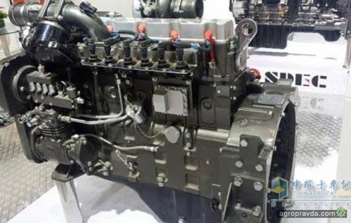 FAW разработал новый «дизель» Евро-5