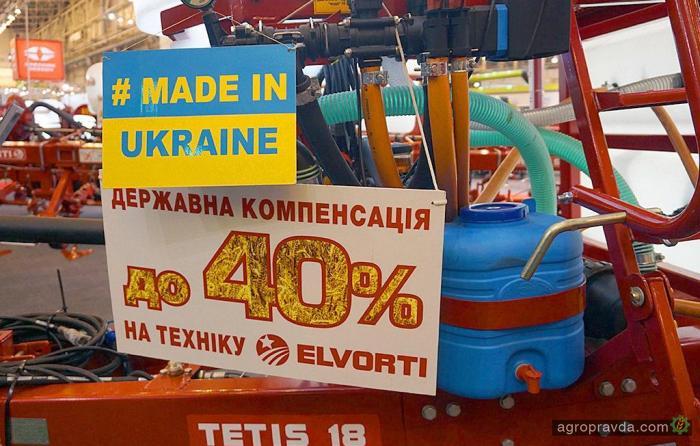 В Украине растет количество производителей сельхозтехники