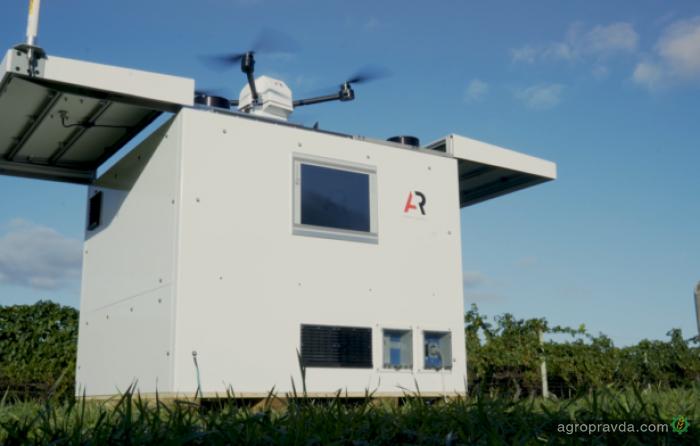 На полях заработали полностью автономные дроны