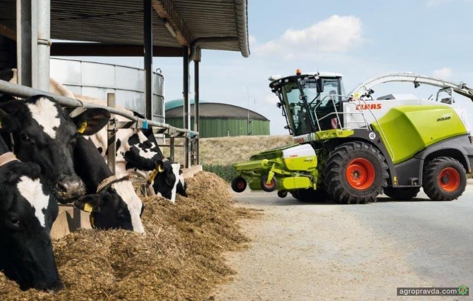 Зернодробилка Claas MCC MAX приносит дополнительный доход с гектара
