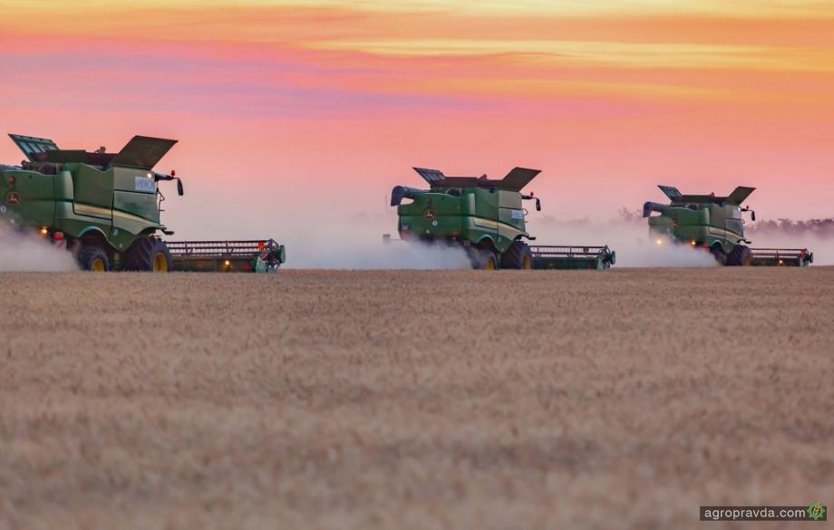 В Украине продолжает падать сельхозпроизводство