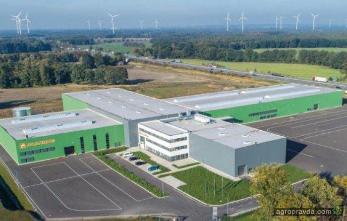 Amazone открывает новый завод в Германии