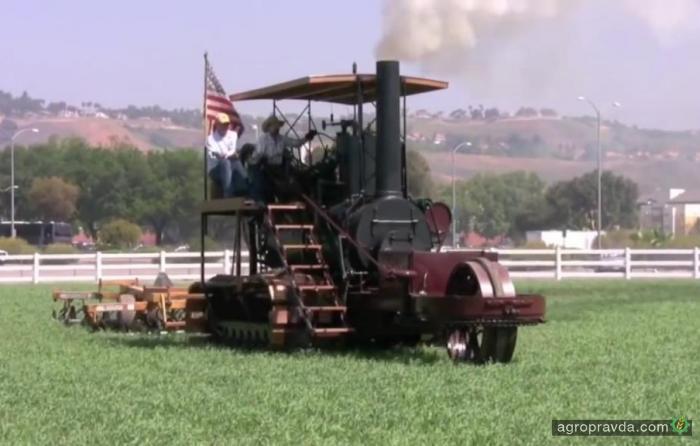Самые необычные гусеничные трактора