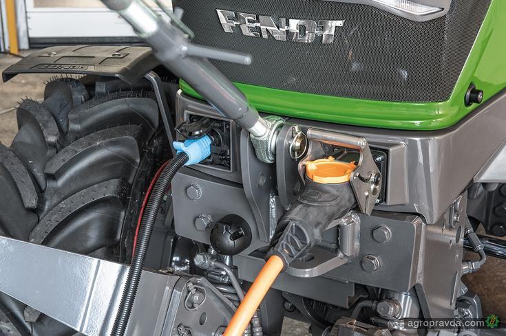 Блокирующее устройство пуска дизеля трактора МТЗ-100 и МТЗ-102