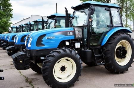 На тракторы LS существенно снижены цены