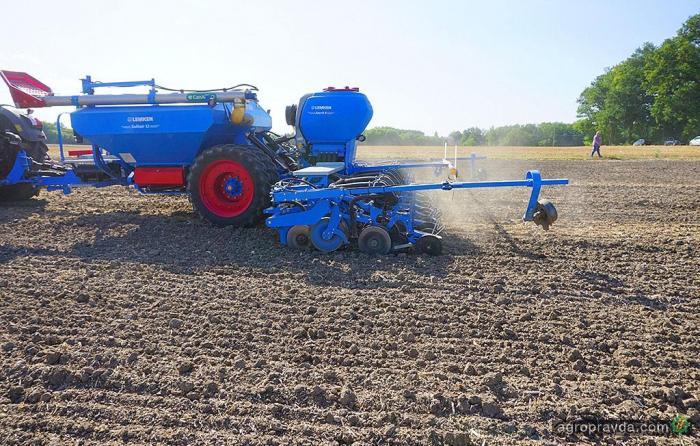 Харьковские аграрии начали посевную на 2 недели раньше
