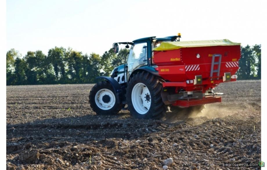 Украина наращивает производство и экспорт азотных удобрений