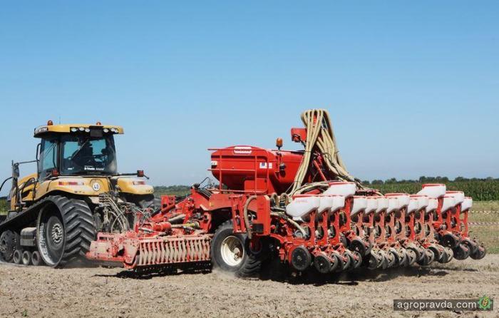 Maschio Gaspardo готовит новый тип сельского хозяйства