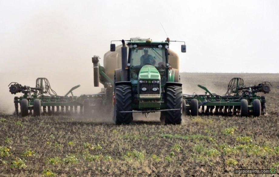 Аграрии требуют не ограничивать экспорт с/х продукции