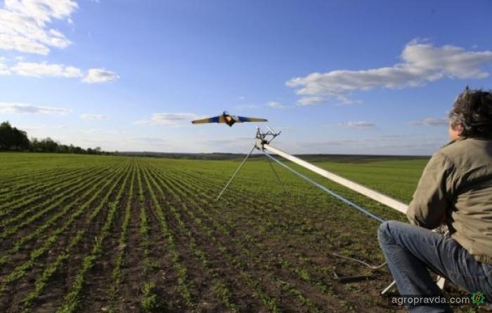 В Украине создаются собственные технологии точного земледелия