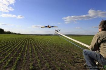 Беспилотники для сельского хозяйства набирают популярность