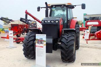 Тракторы, комбайны и субсидии – от «Ростсельмаш» на «АгроЭкспо 2013»
