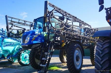 Какие мировые новинки сельхозтехники прибыли в Украину в 2021 г.