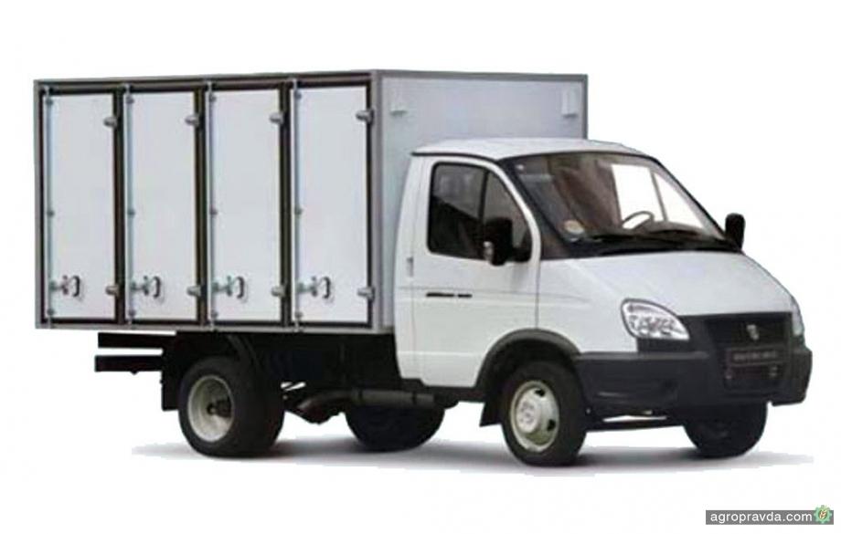 Житомир получил хлебные фургоны KrASZ украинского производства