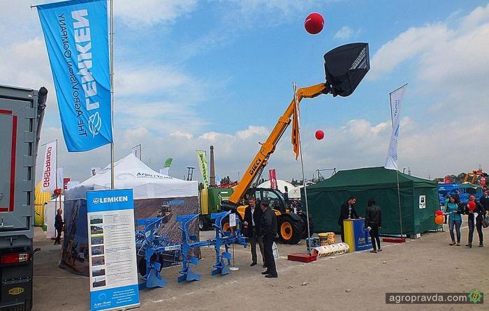«Агро-Темп» представит новинки на выставке AgroExpo