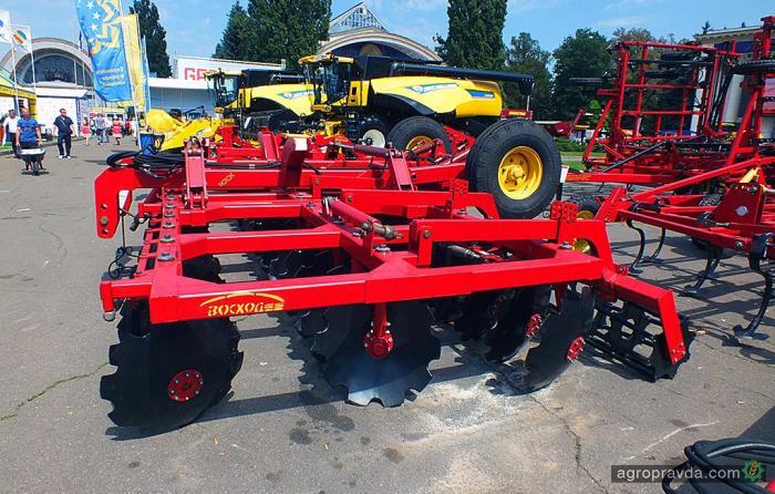 Украинские производители сельхозоборудования удивляют Америку