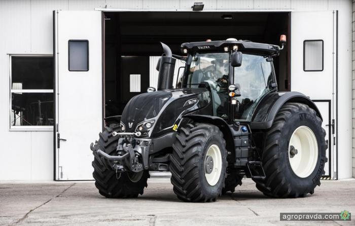 Valtra обновляет тракторы серии S