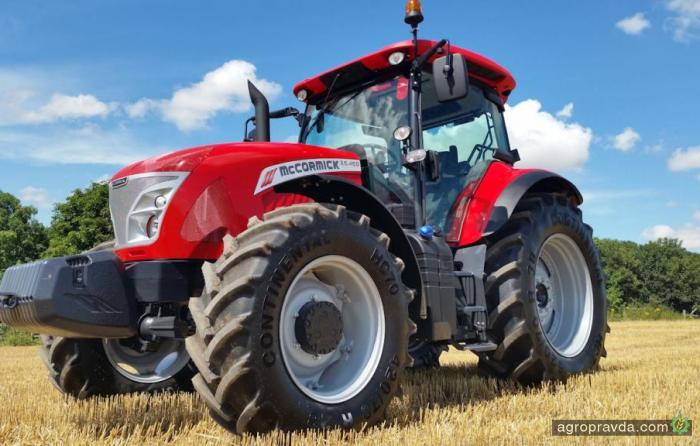 McCormick представит новые тракторы Х6