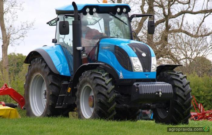 Landini запускает новую линейку тракторов серии 6