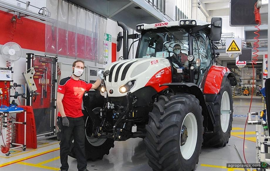 CNH Industrial получил новую награду за тракторы Case IH