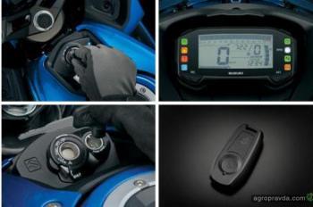 Suzuki вывела на рынок байки по революционной цене