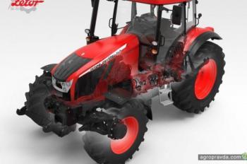 Трактор Zetor Crystal победил в престижном конкурсе