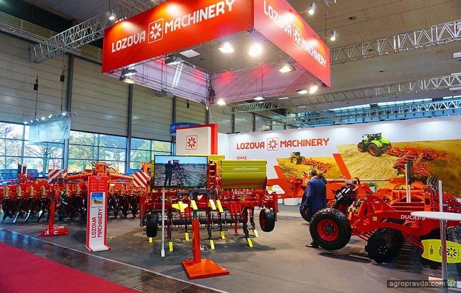 LOZOVA MACHINERY на Agritechnica-2019. Виртуальный репортаж